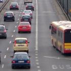 Dodatkowe buspasy na Wale Miedzeszyńskim