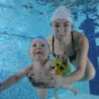 Mikołajki dla najmłodszych na pływalni w Aninie
